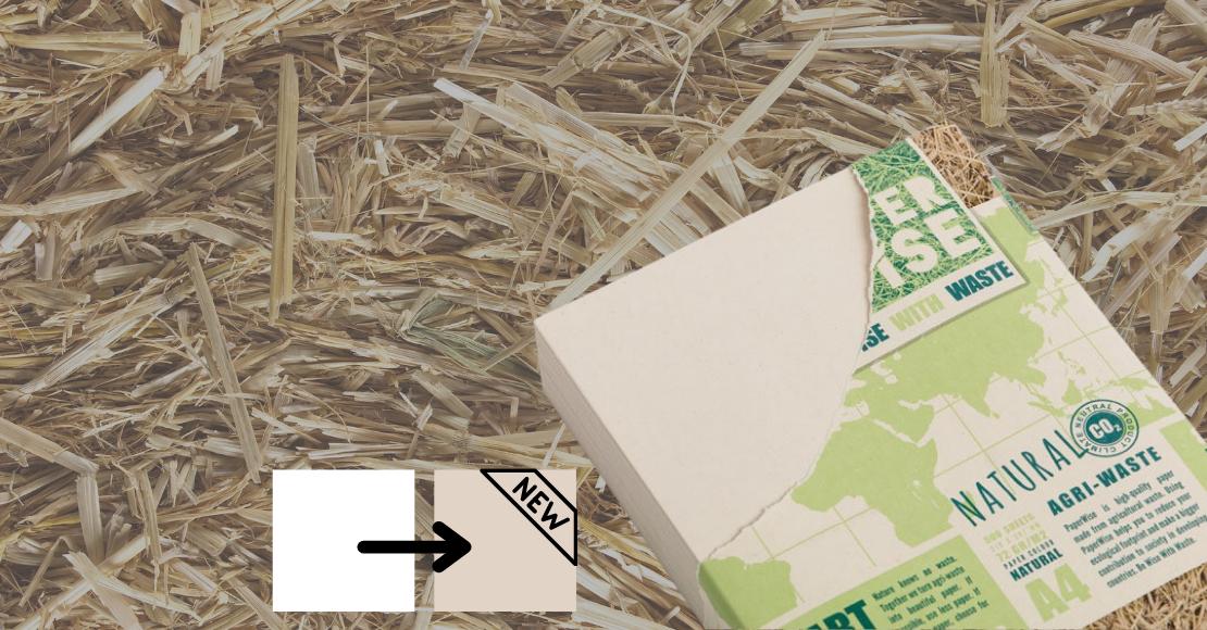 Duurzaam kopieerpapier