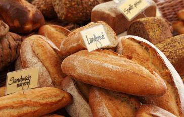 Brood-, gebaksverpakkingen