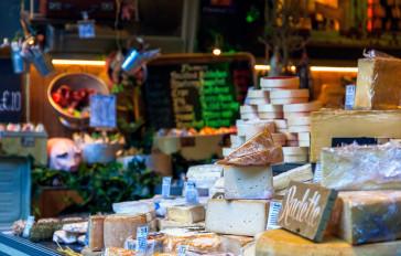 Kaas- en delicatessenverpakking